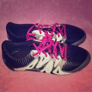 Adidas Soccer Cleats boys size 2-1/2